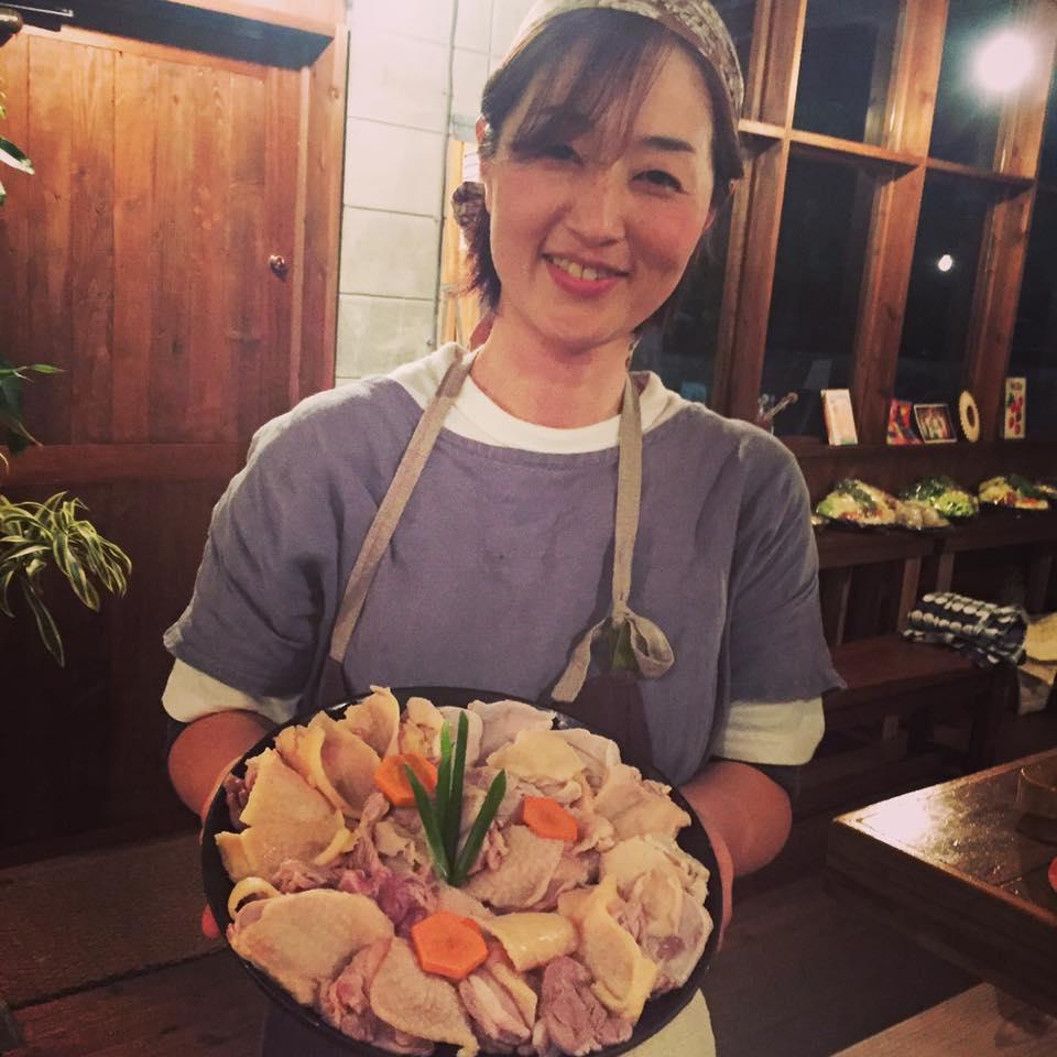 地区後日本酒の会 in OKINAWA (水炊きの会)
