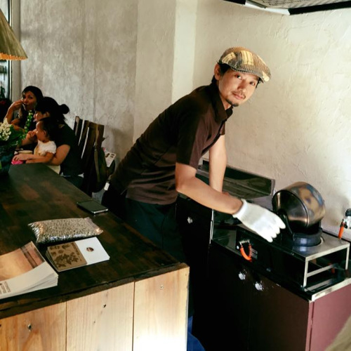 CONTE店内焙煎イベントVol.2  FEAT.COFFEE POTOHOTO(終了しました)