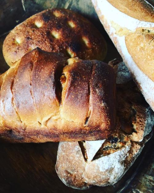 「宗像堂」の石窯天然酵母パン