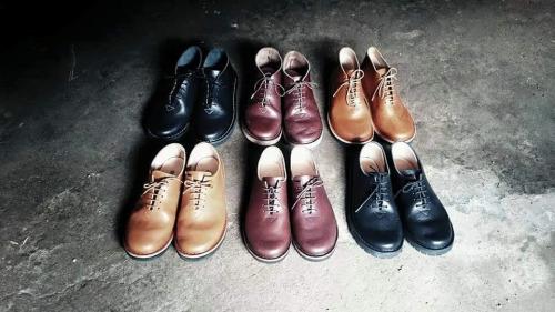 IKEMA 靴の発注会(終了しました)