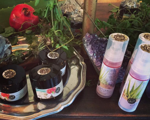 NATURE PLANTS SKIN CARE