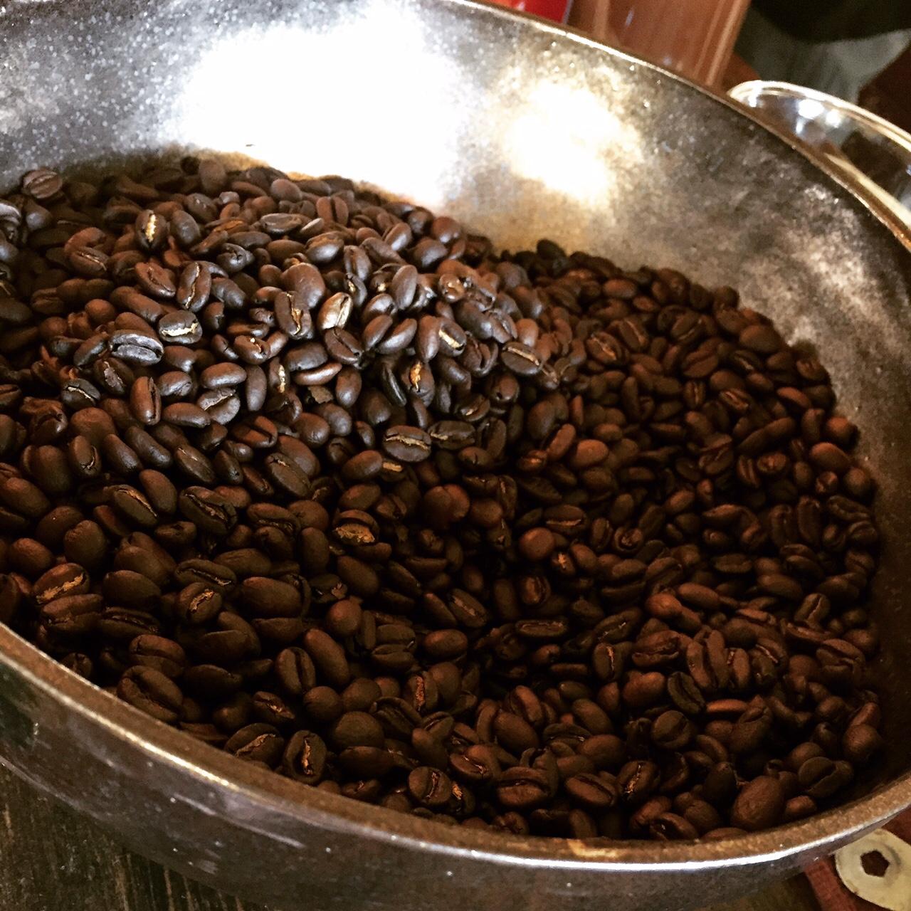 CONTEオリジナル焙煎の珈琲豆(エチオピア Yirgacheffe Natural)