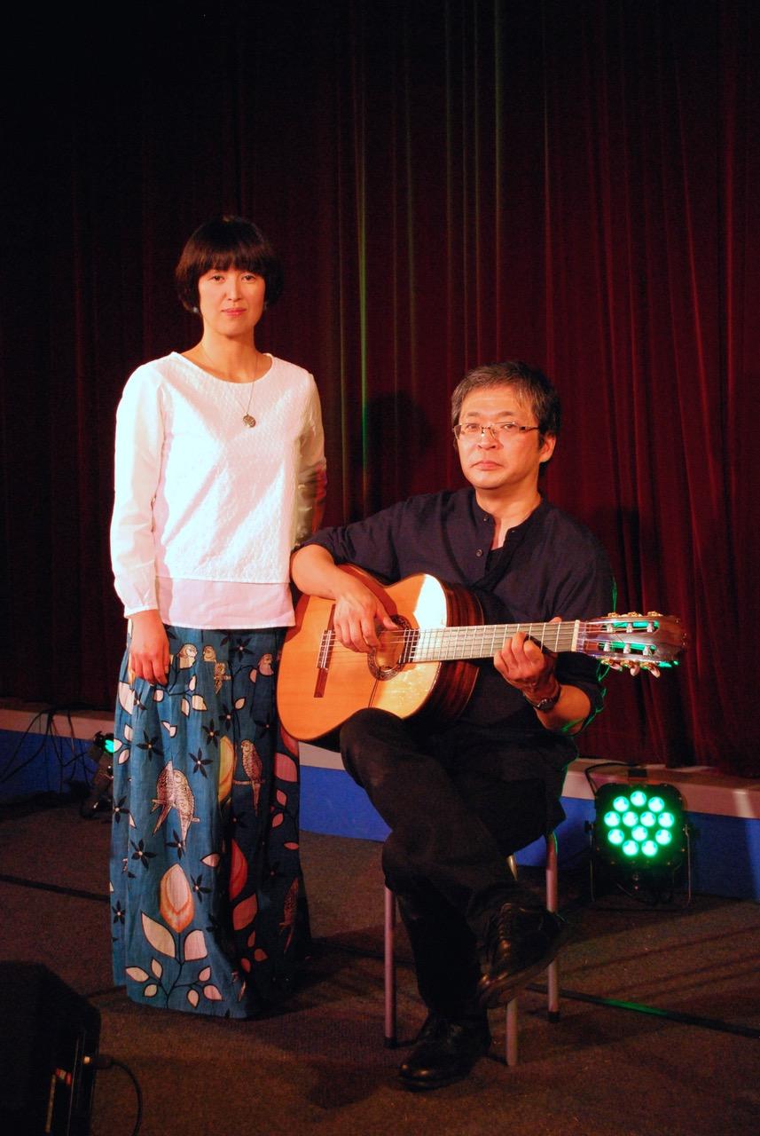 6月20日(水)「夜コントVOL.18」比屋定篤子×笹子重治ライブ(終了しました)