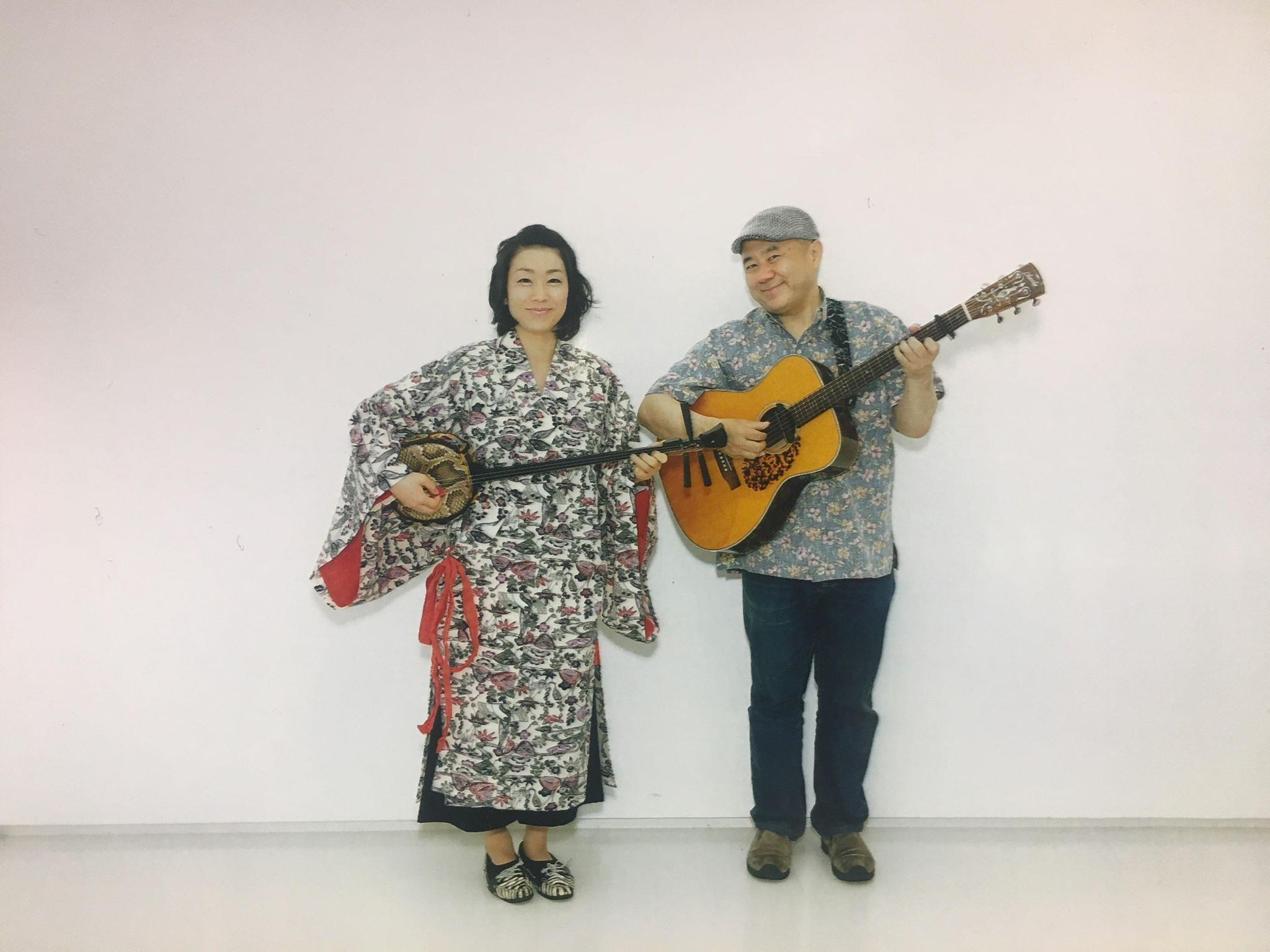 5/26(土)「夜コントVOL.16」堀内加奈子と潮田和也ライブ