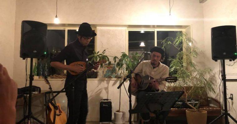 「夜コントVOL.15」ハシケンとヤギフミトモ ライブ