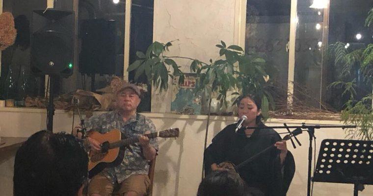 「夜コントVOL.16」堀内加奈子、潮田和也 ライブ