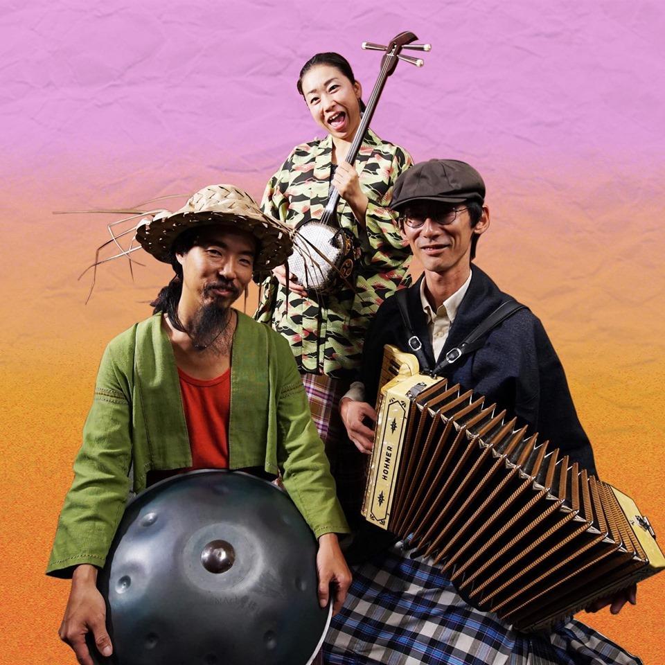 9/29(日)CONTE4周年 presents 「夜コントVOL.21」 出演:ぱなりーぬ楽団(堀内加奈子、peacd-K、香取光一郎)